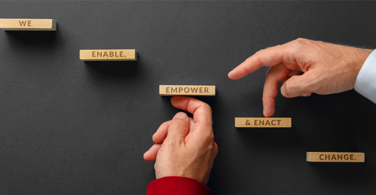 Made In Wigan Enable, Empower & Enact Change.